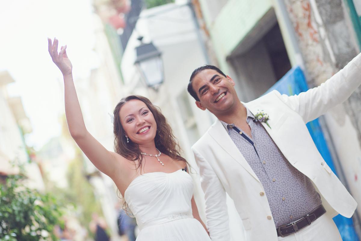 Irina and Bryan